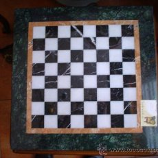 Juguetes antiguos y Juegos de colección: TABLERO DE AJEDREZ. Lote 27066007