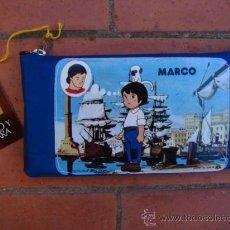 Juguetes antiguos y Juegos de colección: ESTUCHE PARA LÁPICES DE MARCO - LICENCIA TAURUS BETA - RS ROMERO. Lote 26331654