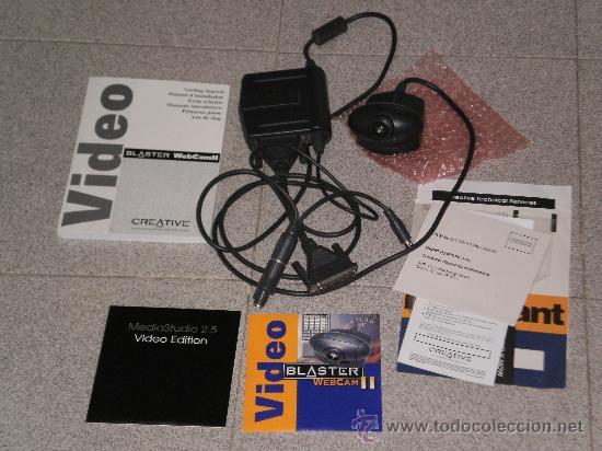 Webcam Ii Blaster Creative Descatalogadis Comprar En