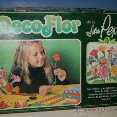 Juguetes antiguos y Juegos de colección: DECOFLOR DE LA SRTA PEPIS. Lote 25439823