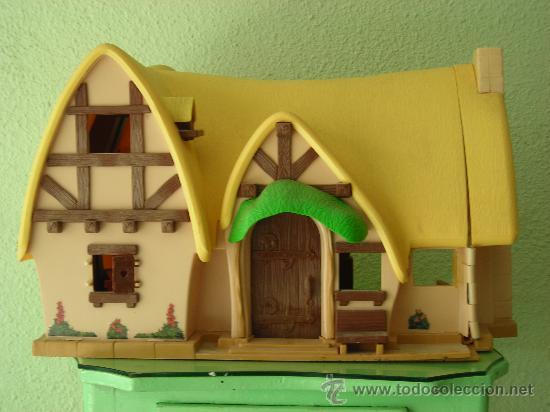 Casa de los enanitos comprar en todocoleccion 26217442 for Casa enanitos