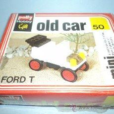 Juguetes antiguos y Juegos de colección: VEHICULO FORD T, OLD CAR DE POLLYHOBBY.. Lote 27601505
