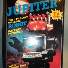Juguetes antiguos y Juegos de colección: ROBOT JUPITER.. Lote 231537770