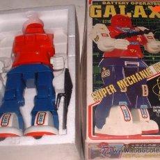 Juguetes antiguos y Juegos de colección: ROBOT GALAXY, EN CAJA. CC. Lote 27665129