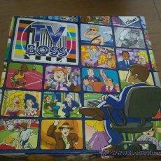 Juguetes antiguos y Juegos de colección: JUEGO TV BOSS. Lote 28142102
