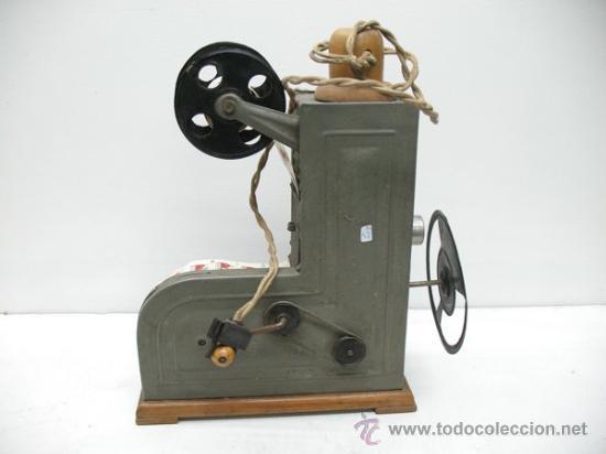 Juguetes antiguos y Juegos de colección: PROYECTOR A LUZ ANTIQUISIMO - Foto 3 - 28179213