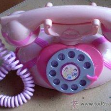 Juguetes antiguos y Juegos de colección: TELÉFONO PRINCESAS DISNEY. Lote 29037816