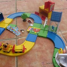 Juguetes antiguos y Juegos de colección: CITY TREN DE MOLTÓ. Lote 29134974