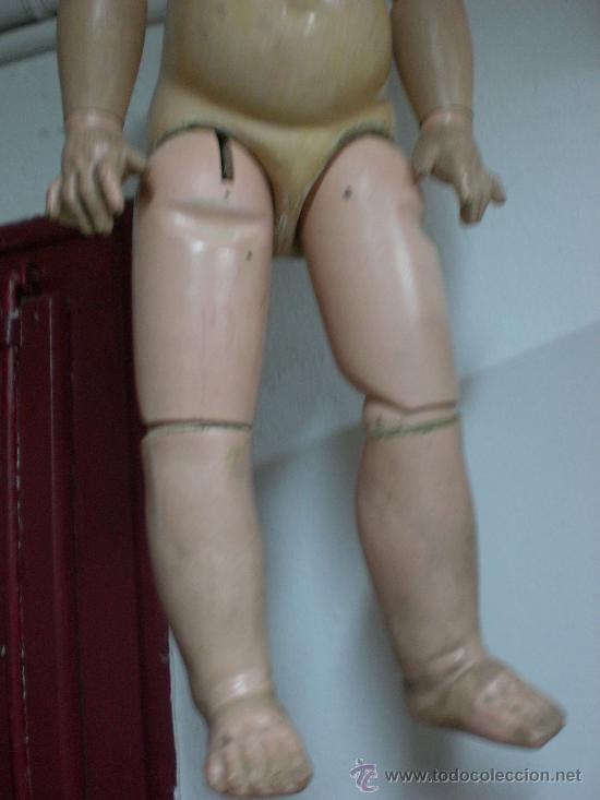 Juguetes antiguos y Juegos de colección: cuerpo muñeca Jumeau - Foto 3 - 30509898