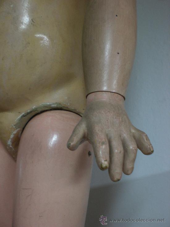 Juguetes antiguos y Juegos de colección: cuerpo muñeca Jumeau - Foto 5 - 30509898