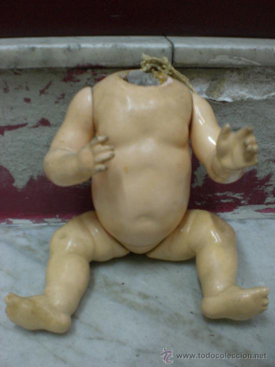 Juguetes antiguos y Juegos de colección: cuerpo bebe antiguo - Foto 2 - 30510072