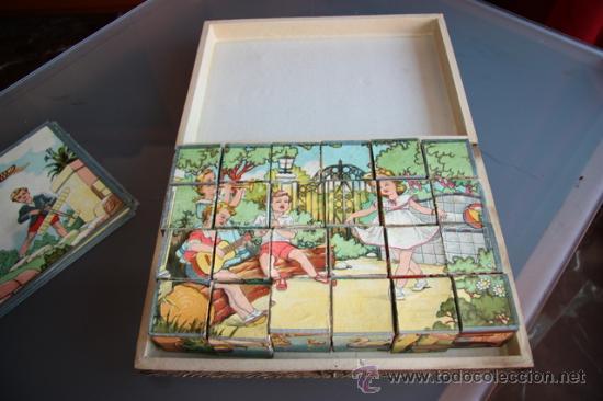 Archer caja de dados para rompecabezas a os 40 comprar en todocoleccion 30635219 - Caja rompecabezas ...