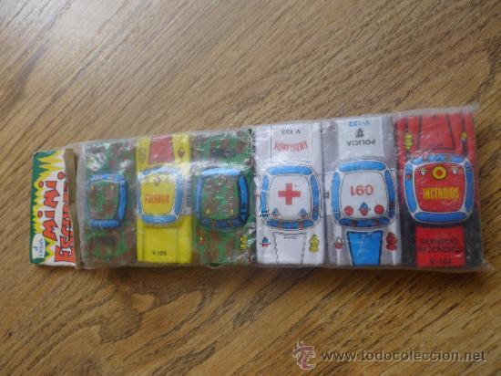 Juguetes antiguos y Juegos de colección: Mini escuderia Coches de ojalata de juguete , sin estrenar - Foto 3 - 31772391