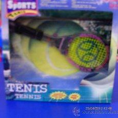 Juguetes antiguos y Juegos de colección: TENIS VIRTUAL.EFECTOS SONOROS CON VOZ.TIGER-HASBRO AÑO 1999.NUEVO EN CAJA.. Lote 31501216