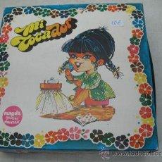 Juguetes antiguos y Juegos de colección: MAGDA JUGUETES Y MINIATURAS - TOCADOR . Lote 31794958