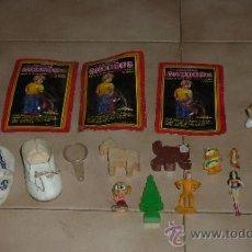 Juguetes antiguos y Juegos de colección: LOTE DE JUGUETES ANTIGUOS, VARIEDAD.. Lote 32032507
