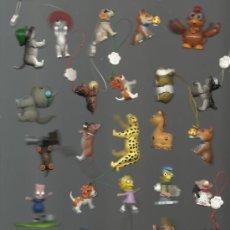 Juguetes antiguos y Juegos de colección: BONITA COLECCION DE JUGUETES EN MINIATURA VER FOTOS . Lote 32061034