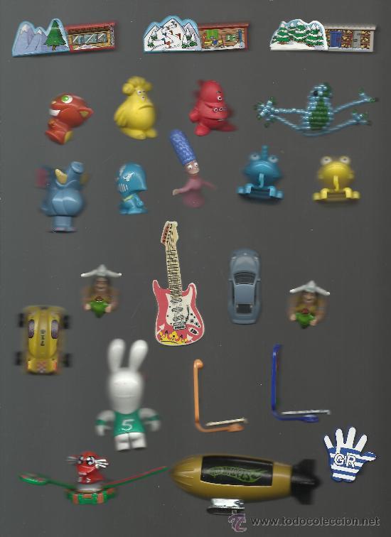 Juguetes antiguos y Juegos de colección: BONITA COLECCION DE JUGUETES EN MINIATURA VER FOTOS - Foto 2 - 32061034
