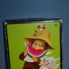 Juguetes antiguos y Juegos de colección: ROMPECABEZAS DE CUBOS DE FERRANDIZ. Lote 32788258