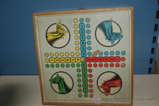 Juguetes antiguos y Juegos de colección: antiguo juego de la oca - Foto 6 - 32787873