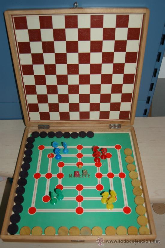 Juguetes antiguos y Juegos de colección: antiguo juego de la oca - Foto 5 - 32787873