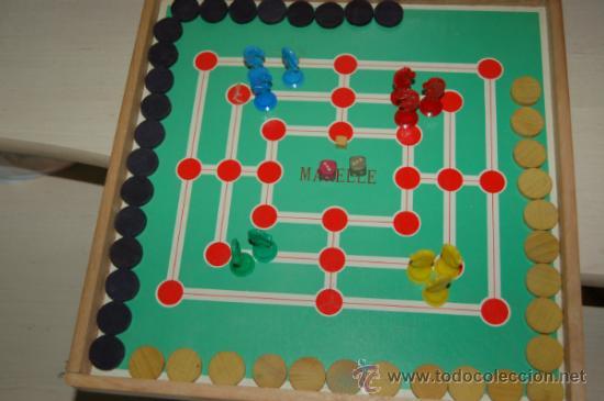 Juguetes antiguos y Juegos de colección: antiguo juego de la oca - Foto 4 - 32787873