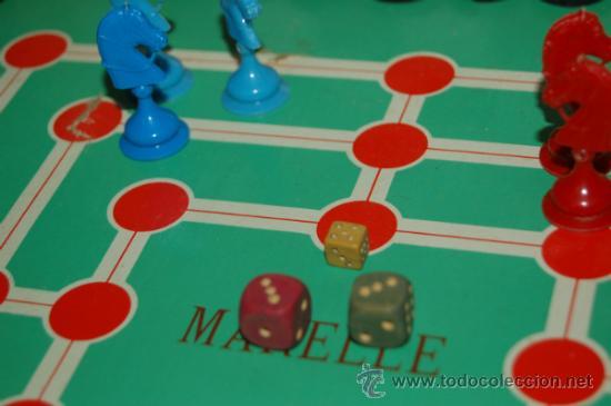 Juguetes antiguos y Juegos de colección: antiguo juego de la oca - Foto 3 - 32787873