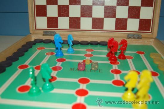 Juguetes antiguos y Juegos de colección: antiguo juego de la oca - Foto 2 - 32787873