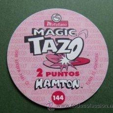 Giocattoli antichi e Giochi di collezione: TAZO Nº 144 MAGIC TAZO - MATUTANO. Lote 32959993