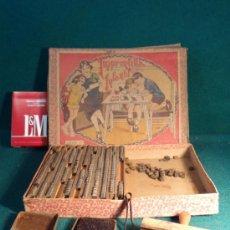 Juguetes antiguos y Juegos de colección: IMPRENTILLA INFANTIL CON CAJA DE CARTON. Lote 33085940