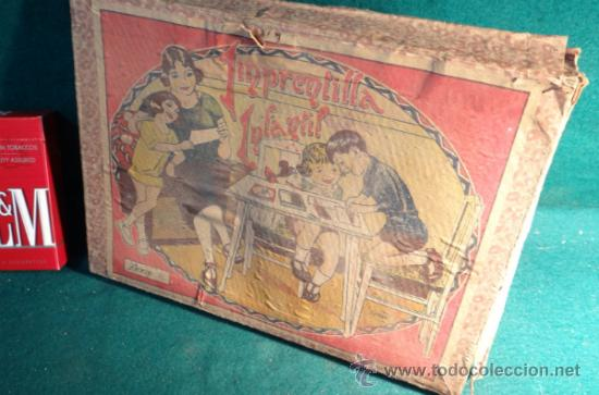 Juguetes antiguos y Juegos de colección: IMPRENTILLA INFANTIL CON CAJA DE CARTON - Foto 5 - 33085940