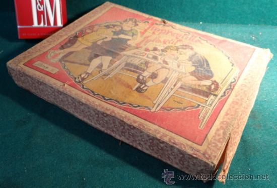 Juguetes antiguos y Juegos de colección: IMPRENTILLA INFANTIL CON CAJA DE CARTON - Foto 3 - 33085940