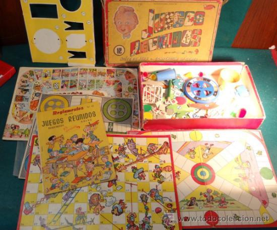 Juegos Reunidos Geyper Con Caja De Carton Mas L Comprar En