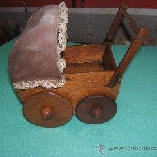 Juguetes antiguos y Juegos de colección: COCHE PARA MUÑECAS DENIA. Lote 33284709