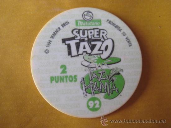 Tazo Super Tazo Matutano Envio Gratis Comprar En