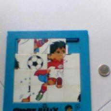 Juguetes antiguos y Juegos de colección: PUZLE PUZZLE ROMPECABEZAS 1982 SPOTBILLY FUTBOL. Lote 33413187