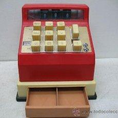 Juguetes antiguos y Juegos de colección: MOLTO REF: 323 - CAJA REGISTRADORA DE JUGUETE. Lote 33415955
