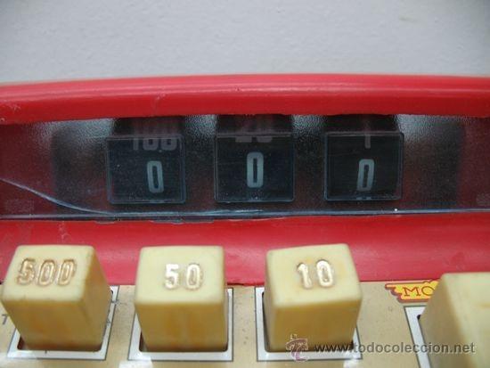 Juguetes antiguos y Juegos de colección: MOLTO REF: 323 - Caja registradora de juguete - Foto 4 - 33415955