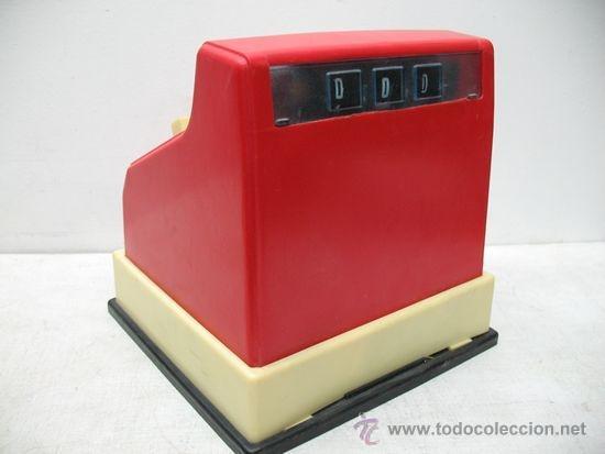 Juguetes antiguos y Juegos de colección: MOLTO REF: 323 - Caja registradora de juguete - Foto 5 - 33415955