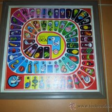 Juguetes antiguos y Juegos de colección: JUEGO DE LA OCA Y PARCHIS. Lote 33431559