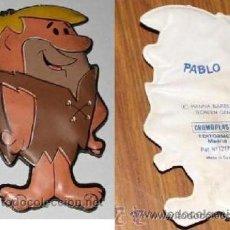 Juguetes antiguos y Juegos de colección: PABLO PICAPIEDRA - CROMOPLAST. Lote 34979376