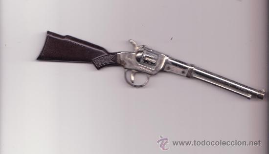 Juguetes antiguos y Juegos de colección: rifle fort laramie - Foto 2 - 35930714