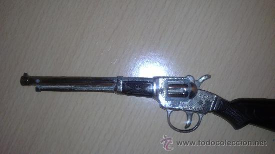 Juguetes antiguos y Juegos de colección: rifle fort laramie - Foto 3 - 35930714