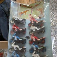 Juguetes antiguos y Juegos de colección: MOTOS MADE IN SPAIN. Lote 36189034