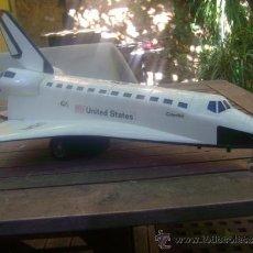Juguetes antiguos y Juegos de colección - juguete avion nasa united states columbia 50 cm !!!! pieza unica a la venta miralo !!! - 36193284