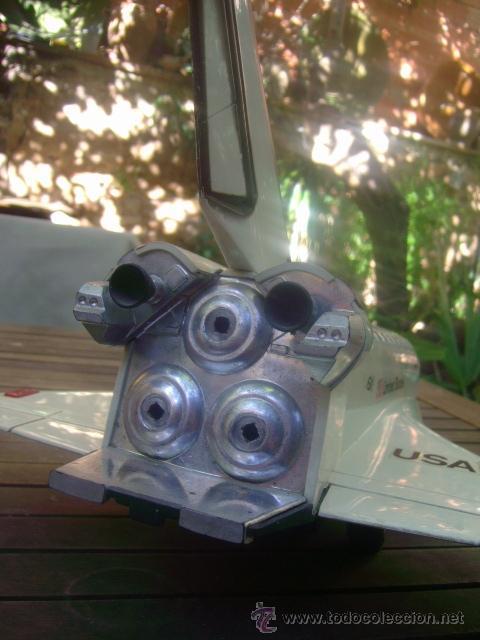 Juguetes antiguos y Juegos de colección: juguete avion nasa united states columbia 50 cm !!!! pieza unica a la venta miralo !!! - Foto 7 - 36193284