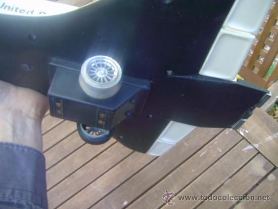 Juguetes antiguos y Juegos de colección: juguete avion nasa united states columbia 50 cm !!!! pieza unica a la venta miralo !!! - Foto 8 - 36193284