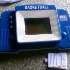 Juguetes antiguos y Juegos de colección: MAQUINITA LCD GAME BASKETBALL FUNCIONANDO . Lote 36682600