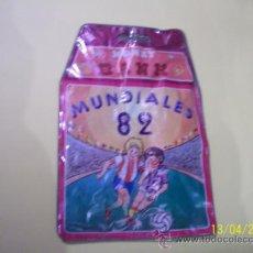 Juguetes antiguos y Juegos de colección: HUCHA SACO MUNDIAL DEL 82. Lote 36757614