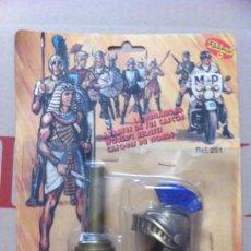 Juguetes antiguos y Juegos de colección: ACCESORIO ROMANO REDONDO. Lote 36800785